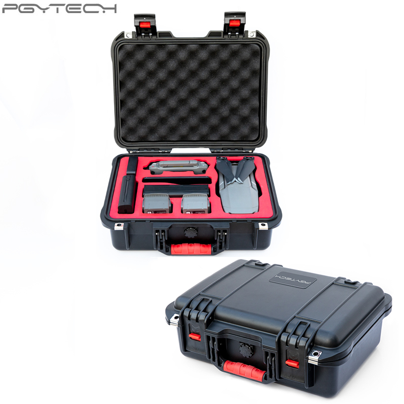 PGYTECH DJI Mavic 2 Storage Bag Box Travel Portable EVA Waterproof Safety Carry Case for Mavic