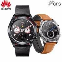 Huawei Honor умные часы gps Maigic умные часы 1,2 ''сенсорный экран Heartrate монитор BT4.2 BLE 5ATM водостойкие спортивные мужские часы