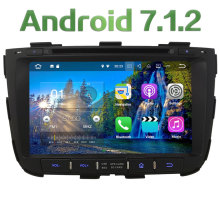 2GB RAM 3G 4G WIFI 8″ Quad-Core Android 7.1.2 DAB+ SWC Car DVD Player Stereo Radio For Kia Sorento 2013 2014 GPS Navigation