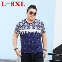 Plus Size 10XL 9XL 8XL Big Size 7XL 6XL Customized Men S T Shirt Print Your