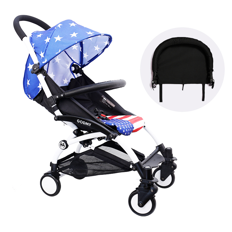 Generic Baby Stroller Footrest 32cm Bumper Toddler Baby Stroller Booster Feet Infant Baby Stroller Foot Dragging Mother & Kids Strollers Accessories