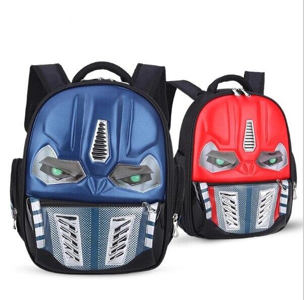 Transformers School Bag Children 4 8Years font b Kids b font font b Backpack b font