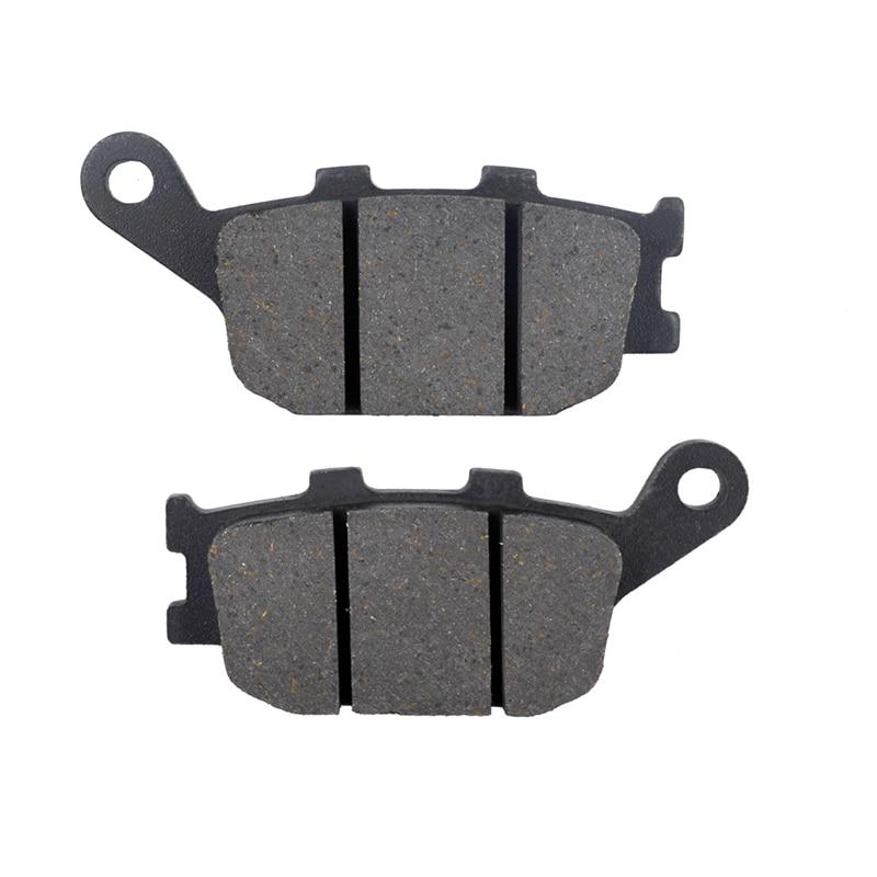 AHL Motorbike Discs Rear Brake Pads For HONDA CBR 600 F2/ F3/ F4/ RR CBR600 1991-2007 Motorcycle Brake Pad