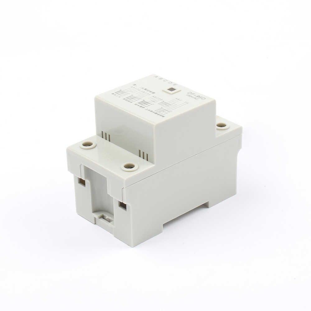 DF-96D DF96D automatische wasserstand controller Pumpe Controller Zisterne Automatische Flüssigkeit Schalter 220V Din-schiene wasser level control