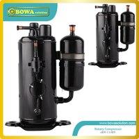 작은 찬 방 또는 슈퍼마켓 공기 냉각기를 위한 r404a 2.5hp 수직 냉각 압축기