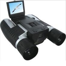 Professional 12x32 HD Binocular Telescope DH 1080P digital Camcorder 2.0'' TFT C