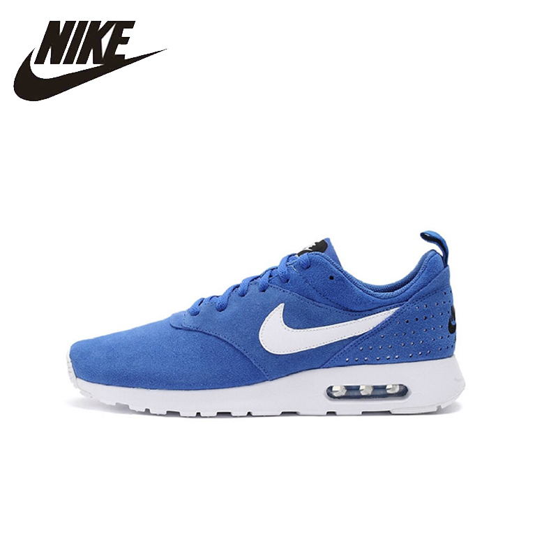 NIKE Original New Arrival AIR MAX Mens Running Shoes Breathable Stability Support Sports Shoes Sneakers For Men Shoes#802611 nike original new arrival mens skateboarding shoes breathable comfortable for men 902807 001