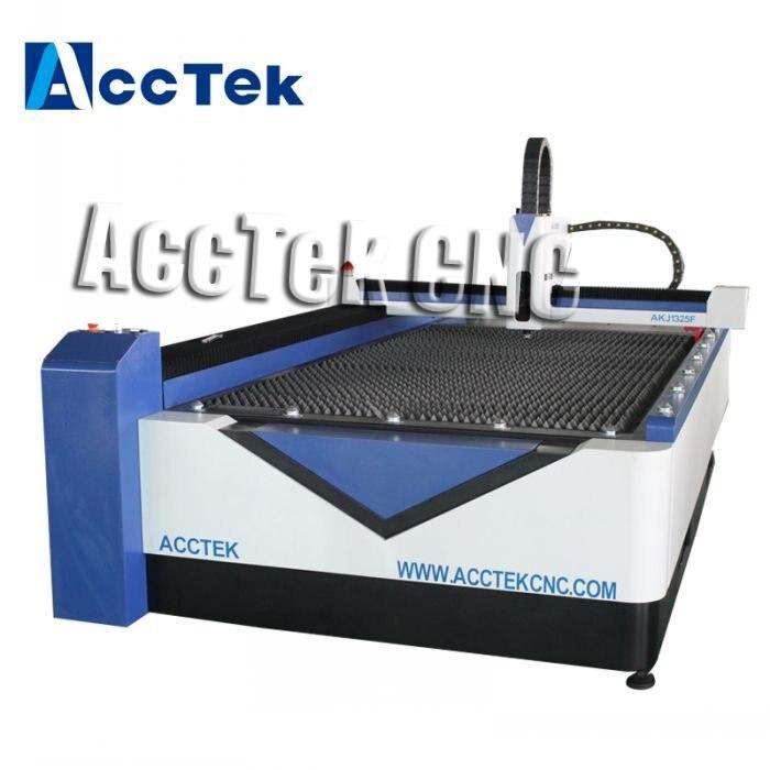 High Quality Cnc Fiber Laser Cutting Machine Akj1325f For