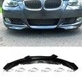 Für BMW E92 E93 M TECH M paket Sport 2008 2010 OEM Stil Auto Styling PU Material Front Lip Stoßstange modellierung-in Stoßstangen aus Kraftfahrzeuge und Motorräder bei