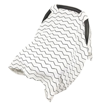 Baby Stroller Car Seat Cover Breathable Sun Shade Canopy Dustproof Blanket New