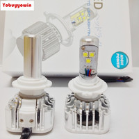 White Warm White Yellow H4 H4 3 HB2 9003 Car Auto Cree T6 Hi Low Beam