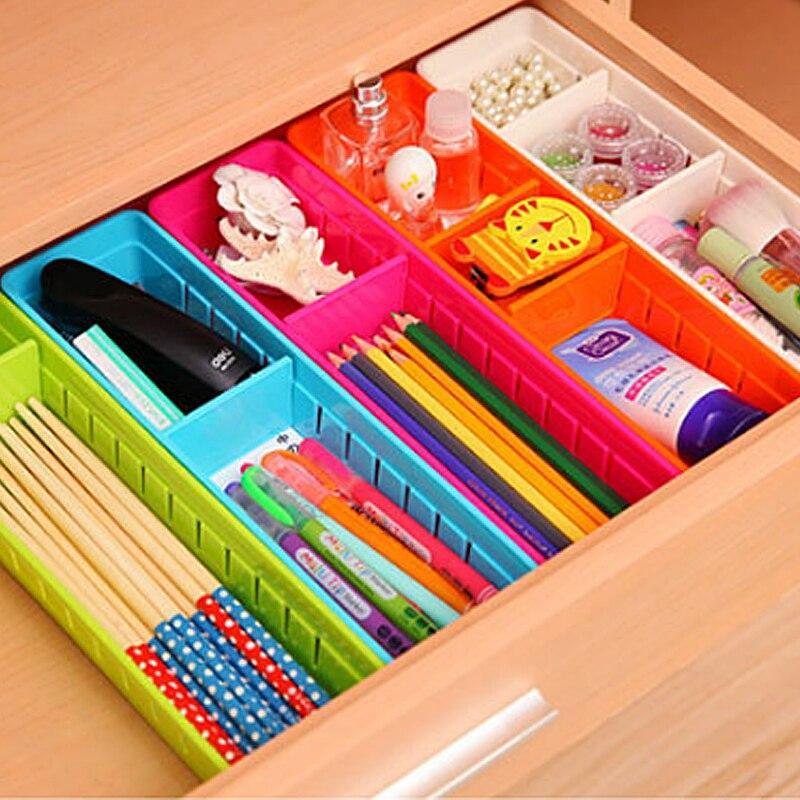 Adjustable Kitchen Drawer Organizer and Kitchen Board Divider for Storage of Kitchen Tools 3