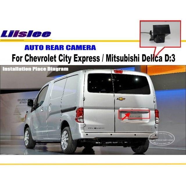 Liislee Auto Kamera Für Chevrolet Stadt Express/Mitsubishi Delica D ...