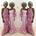 Hot Fashion African Pink Long Evening Dresses Halter Mermaid Evening Dress Open Back Ankara kitenge Women Long Formal Gowns