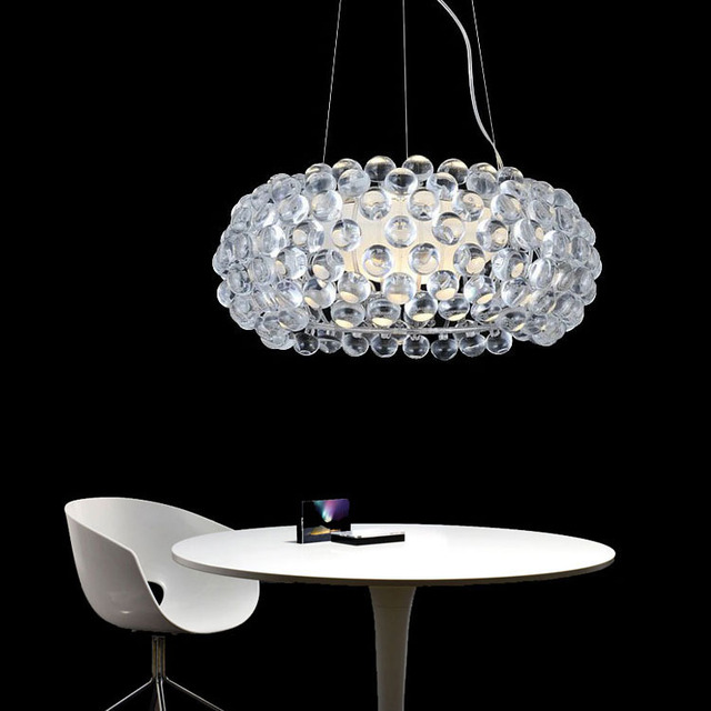 Italian foscarini caboche style pendant light suspension lamp large medium small size