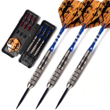 Cuesoul 28 Grams Tungsten Steel Tip Darts Set 95% Tungsten europium metal 99 95% 5 grams shiny pieces in ampoule under argon