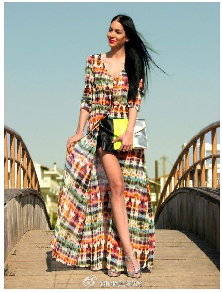 Collection Colorful Summer Dresses Pictures - Reikian