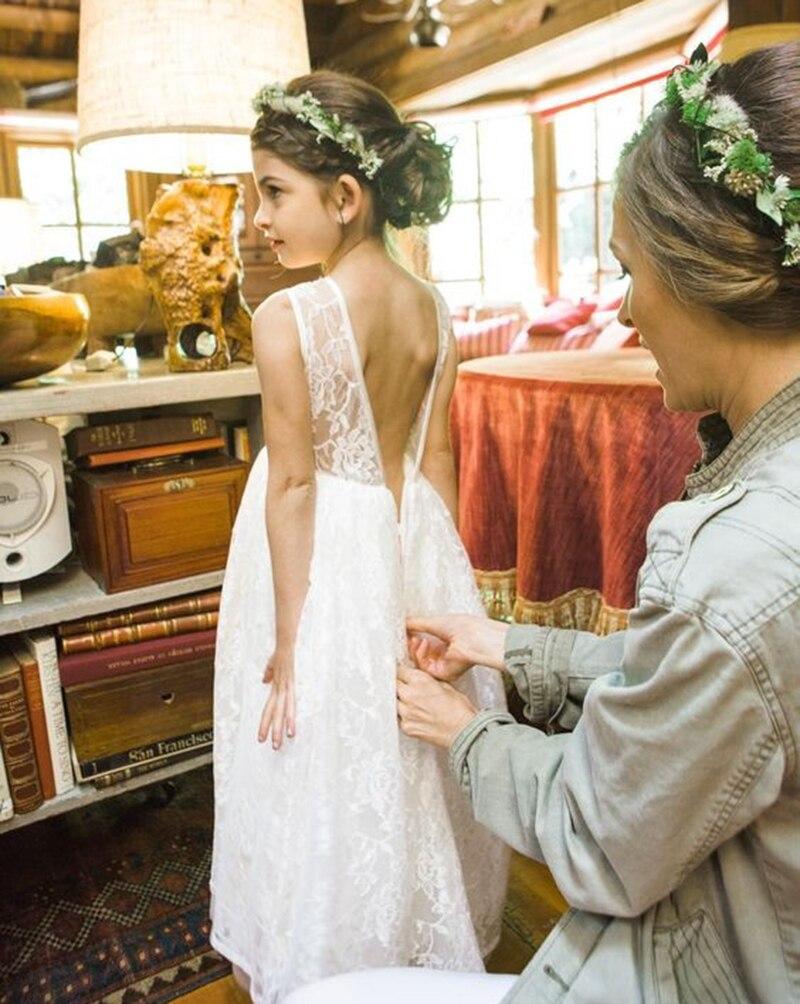 Cheap floor length flower girl dresses izmirmasajfo