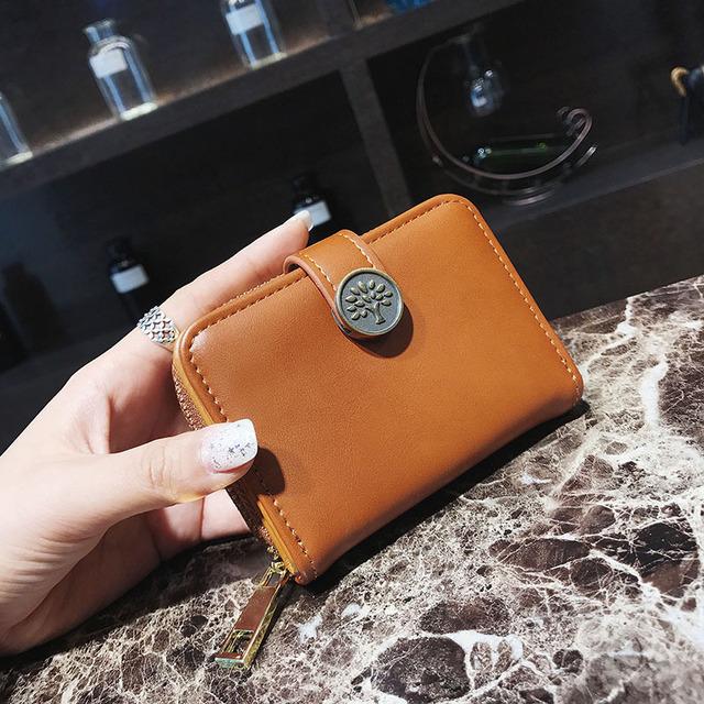 PU Leather Coin Purse