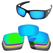PV POLARIZED Replacement Lenses for Oakley Crankcase Sunglasses - Multiple Options dle35ra crankcase