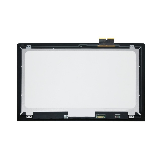 """15.6"""" LQ156D1JX03-E 4K UHD LTN156HL09-401 FHD IPS LCD Display Touch Screen Digitizer Assembly For Lenovo Ideapad Y700 15ISK 80NW"""