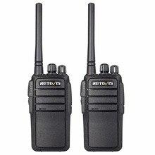 2pcs Walkie Talkie Retevis RT21 2.5W UHF400-480MHz Scrambler Squelch VOX Handsfree Hf Transceiver 2 Way Ham Radio Walkie-Talkie