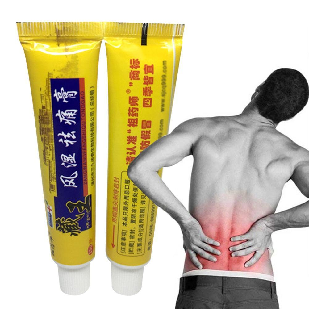 Rheumatoid Arthritis Joint Pain Back Muscle Aches Pain Relief Analgesic Balm Ointment Herbal Cream Lumbar Disc Herniation