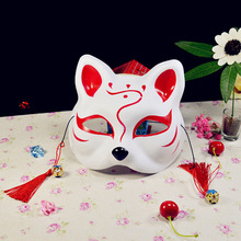 Hot Cosplay Anime The Light Of Fireflies Forest Natsume Yuujinchou Fox Mask Halloween Cat Face Exquisite Fashion Gift.