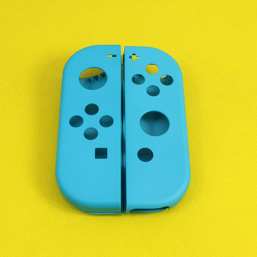 Cltgxdd Plastic Housing Hard Shell Skin Case For Nintendo Switch Joy Con Controller Middle Frame Faceplate Cover For NS Joy Con