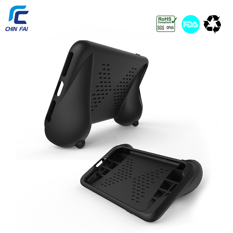 promo code 163b5 3422e US $10.99 12% OFF|Chinfai Gamepad Shockproof Silicone Phone Case for iPhone  6s 7 Plus Grips Case Shooter Controller for iPhone 6 6s 7 -in Tablets & ...