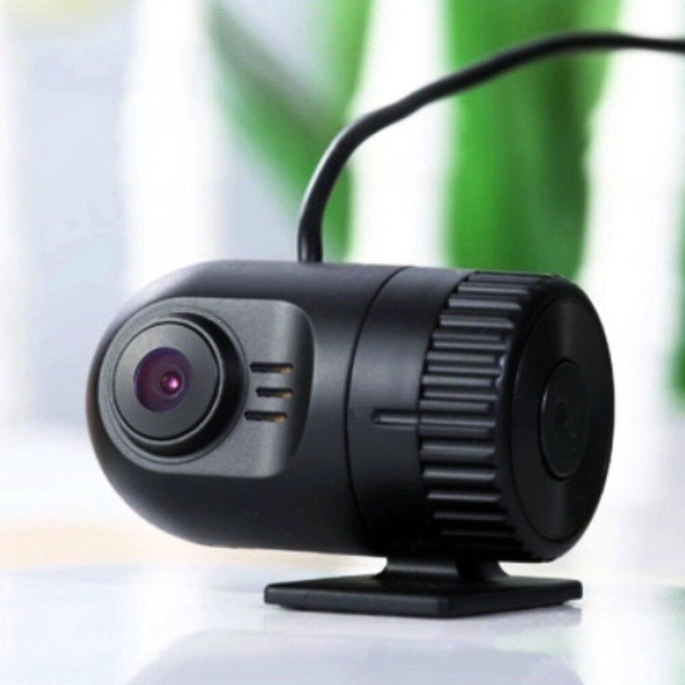 imágenes para Envío Libre EZONETRONICS detector Coche mini coche dvr de la cámara del coche HD 720 P 30FPS con 120 grados lente gran angular de coches cámara dvr3001