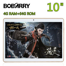 10 inch 3G 4G LTE tablet smartphone Octa core 1280*800HD 5.0MP 4GB RAM 64GB ROM Dual SIM Bluetooth GPS Android 5.1 tablet pc