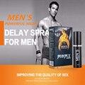 1 Pack BOM EFEITO HOMENS poderoso Spray de Atraso para os homens 10 ML durável adulto Extensor de Pénis Alargamento Do Sexo masculino sexo há muito tempo produtos