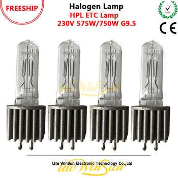 Litewinsune FREESHIP 575W 750W 3200K G9.5 HPL575 Heat Sink Halogen Light Bulb - DISCOUNT ITEM  6 OFF Lights & Lighting