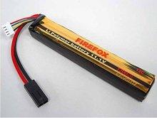 купить HK register free shipping~100% Orginal Firefox Li Polymer battery 11.1V 1200mAh 12C по цене 2148.68 рублей