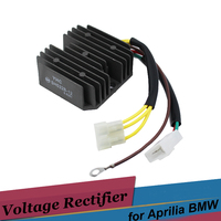 Motorcycle 12v Voltage Regulator Rectifier For Aprilia Pegaso 650 Leonardo 250LC BMW G650 Xmoto Xcountry Xchallenge