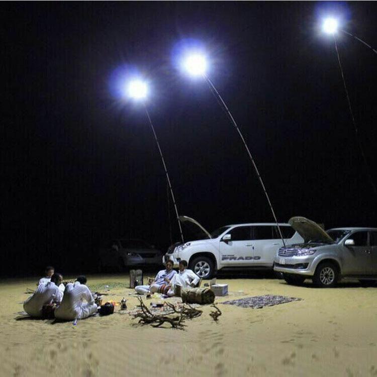 Controlador de RF 12V LED Linterna al aire libre Luz de la lámpara - Iluminación exterior