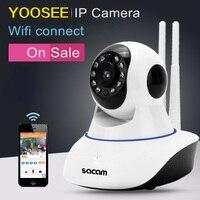 2MP 1080P IP Camera Full HD P2P WiFi Wireless Pan Tilt Onvif Home Security Network Webcam