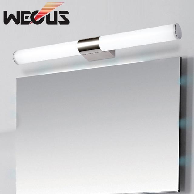 makeup lights lighting fixtures. 60cm fashion bathroom mirror lamp 110v 220v 12w led sconce lighting fixtures bedroom makeup wall lights