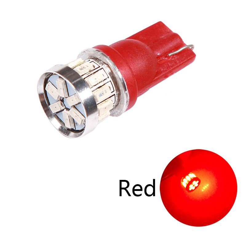 T10 18SMD Red