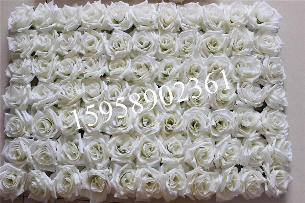 SPR Doprava zdarma 10ks Umělá růže květ zeď svatební pozadí uspořádání květinová výzdoba svatební oblouk / pillor květiny