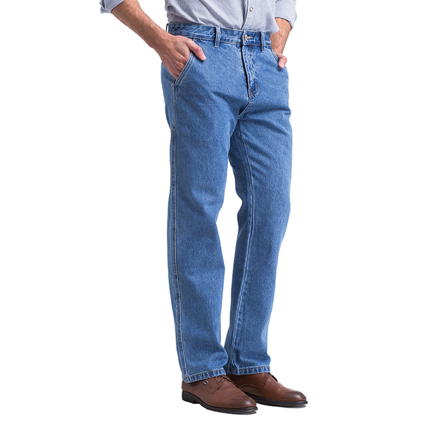 Men's Vintage Cotton Jeans