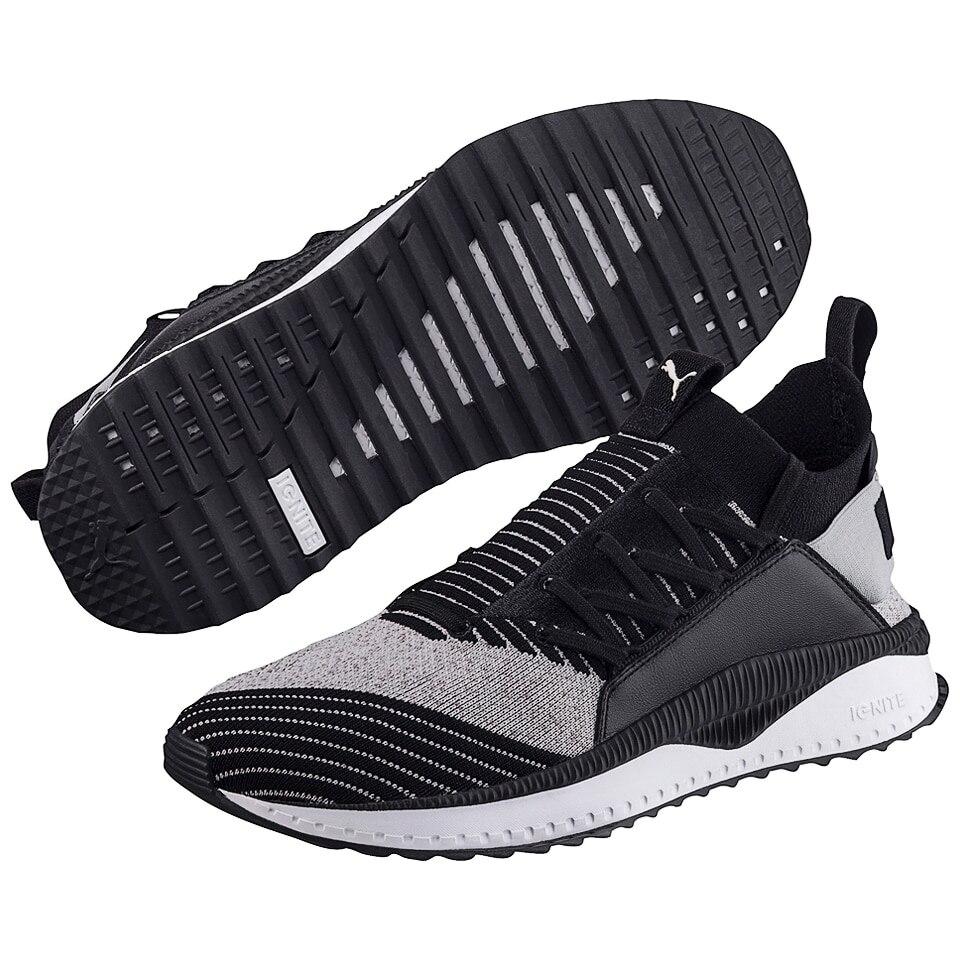 cd8296d48ee4 2018Original New Arrival 2018 PUMA PUMA TSUGI JUN CUBISM Socks shoes for  men s and women s badminton shoes size 36-44
