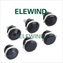 ELEWIND momentânea botão interruptor à prova d água