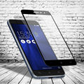 9H Colorful Full Cover Tempered Glass Screen Protector for Asus Zenfone 3 ZE520KL 5.2inch Anti Shatter Toughened Protective Film
