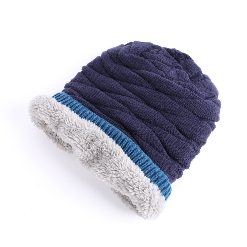 7bf9a122a5fba ... New HOT Men Women Warm Winter Knitted Beanie Skull Cap Hat Unisex  Cashmere Hip-Hop ...