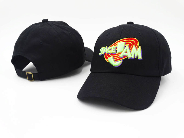 1996 Movie Space Jam Cap Fashion Curved Chapeau 3D Dad Hat Casquette Brand Sun Snapback Hip Hop Bone Men Women Baseball Caps wldslure 1pc 54g minnow sea fishing crankbait bass hard bait tuna lures wobbler trolling lure treble hook