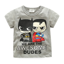 2017 Boys Clothes Kids Summer T-Shirts Clothing Baby Cotton T-Shirts Roupas Infantis Menino Camiseta Vetement Enfant Garcon New new cotton summer top t shirts fortnite pattern tops baby coco boys t shirt kids clothes roupas infantis menino for dragon ball