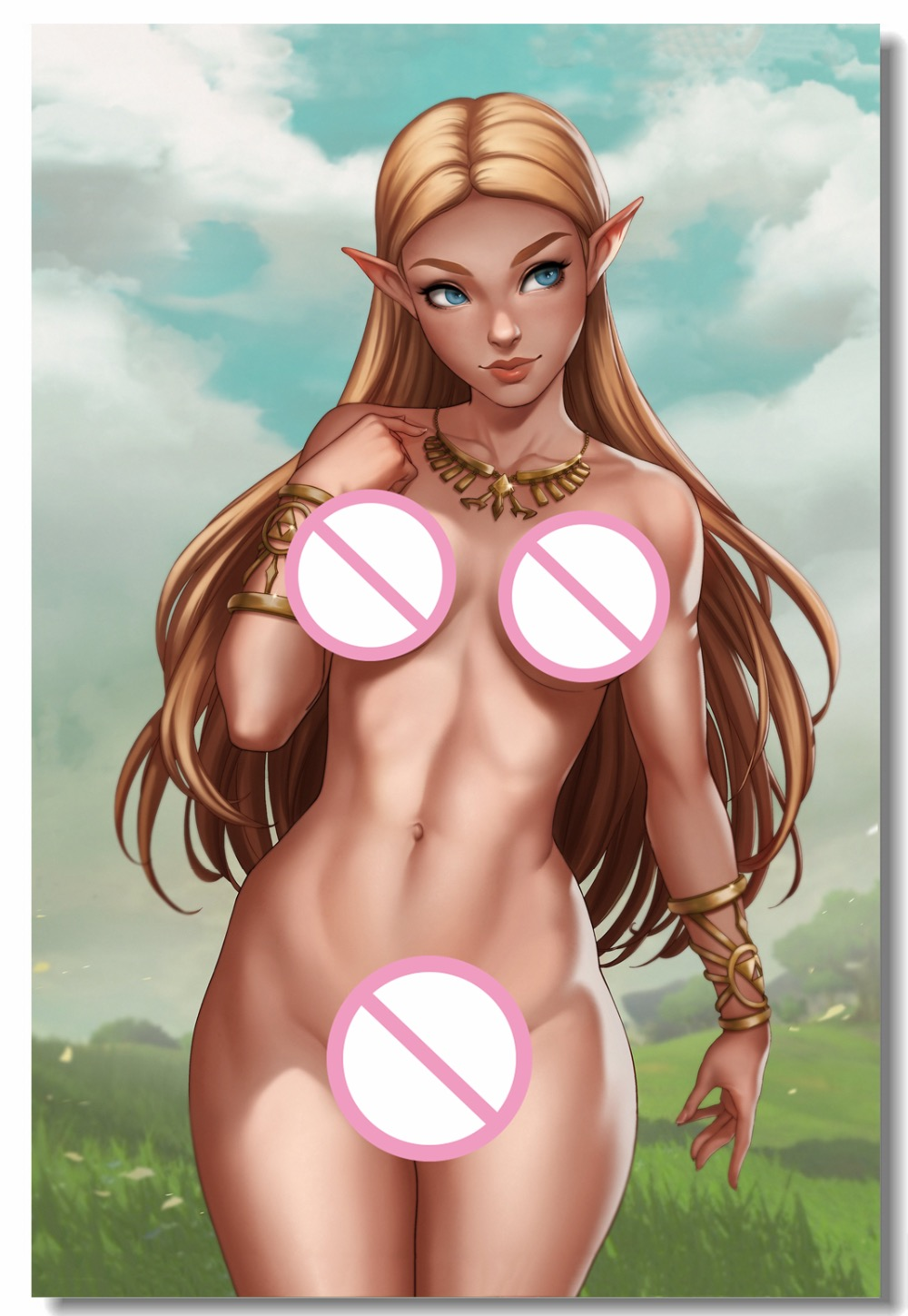 Sexy Zelda Girls
