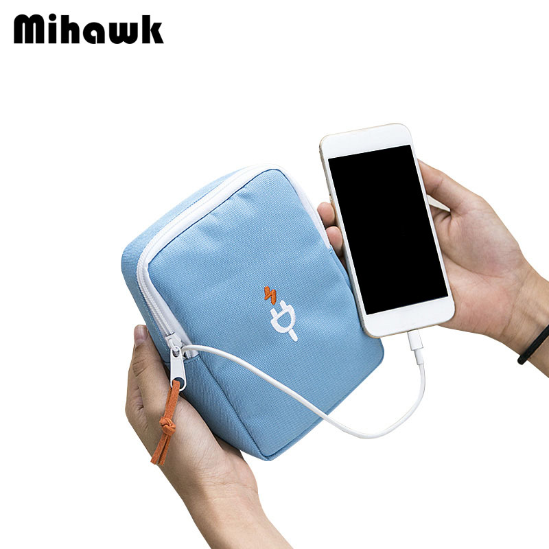 mihawk-women's-digital-bag-data-lines-power-bank-package-portable-multi-function-travel-men's-pouch-case-accessories-supplies